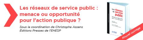 réseaux de service public