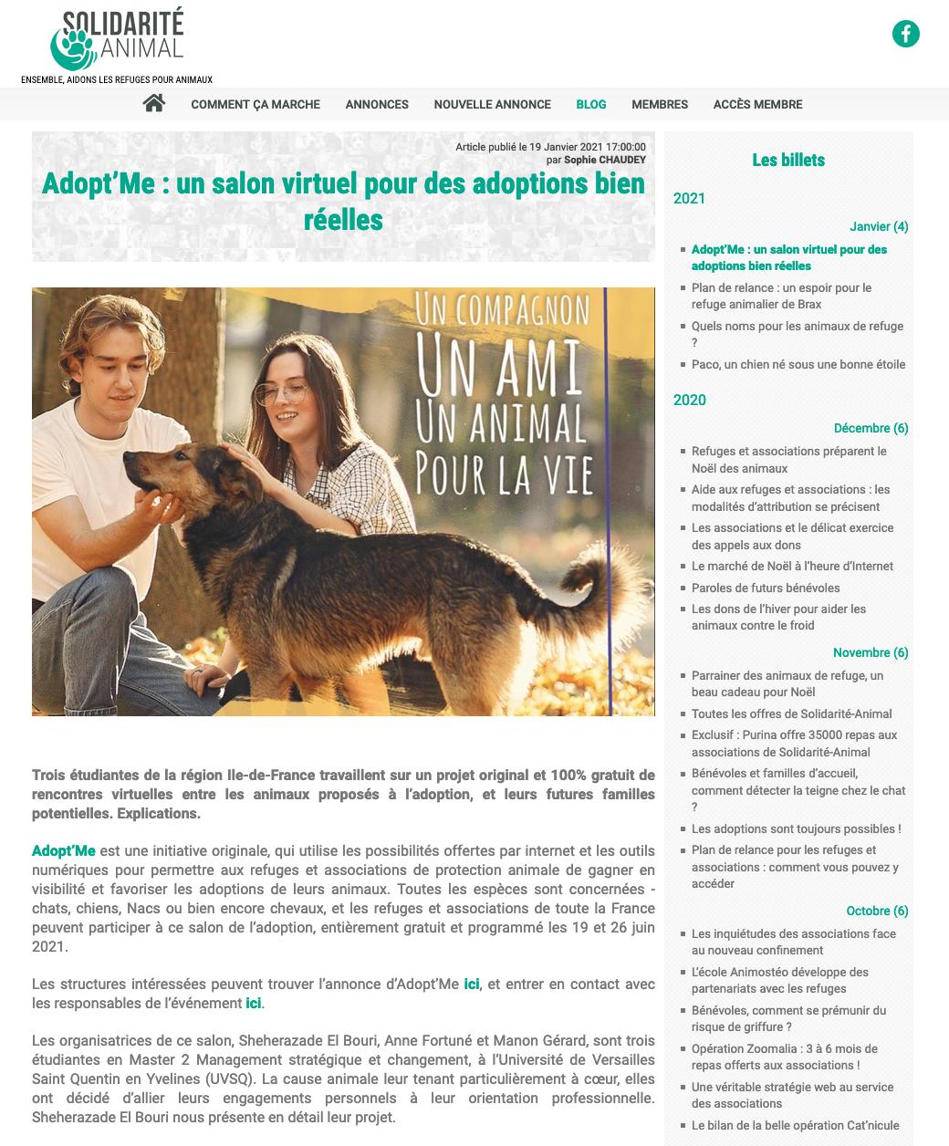blog adopt me